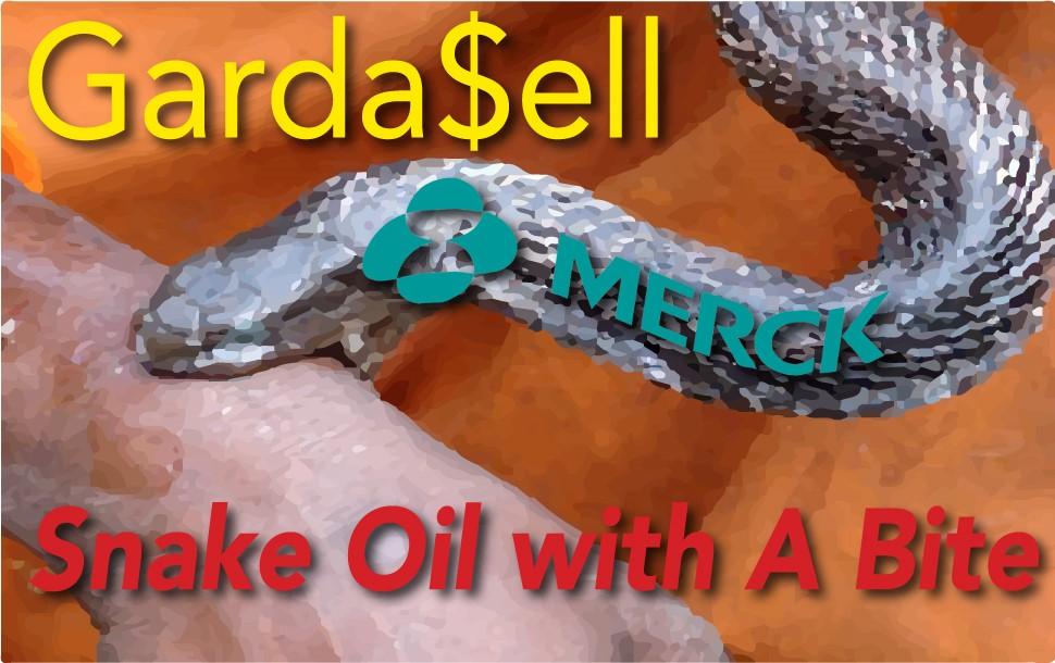 Gardasil Snake Oil